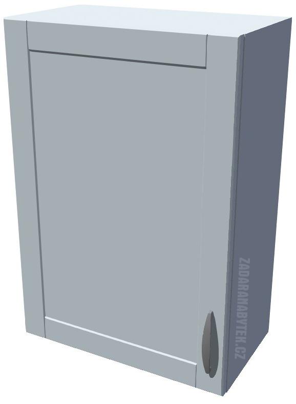 Horní kuchyňská skříňka 50 cm 1D