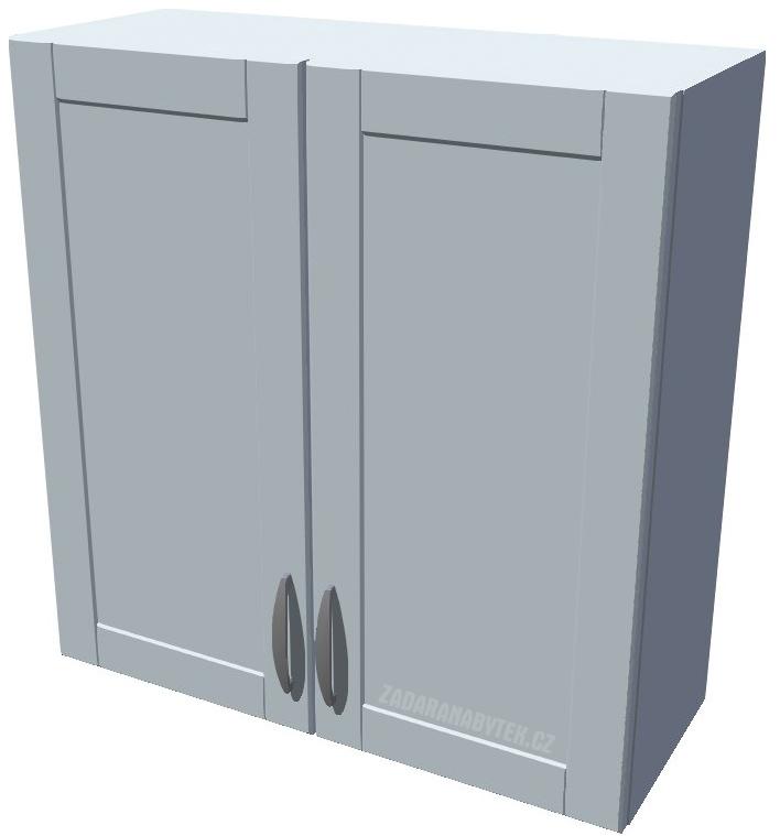 Horní kuchyňská skříňka 70 cm 2D