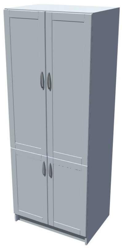 Potravinová skříň 80 cm