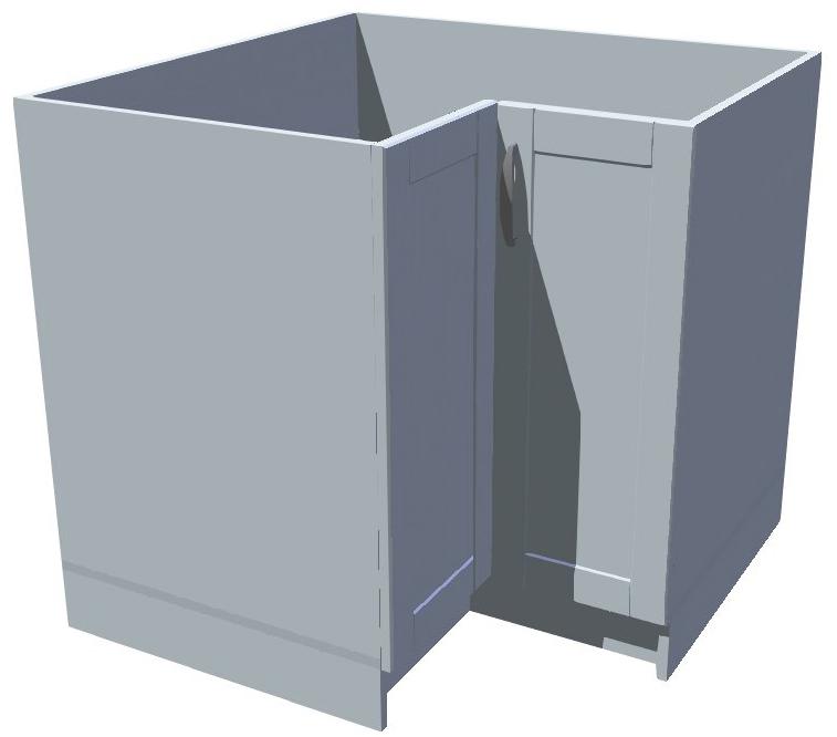 Spodní kuchyňská rohová skříňka