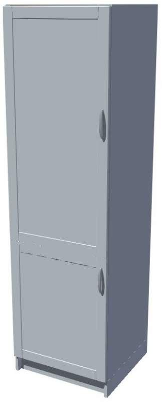 Spodní vysoká skříň na vestavnou lednici