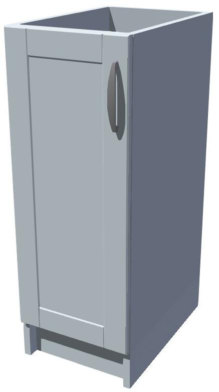 Spodní kuchyňská skříňka 30 cm 1D