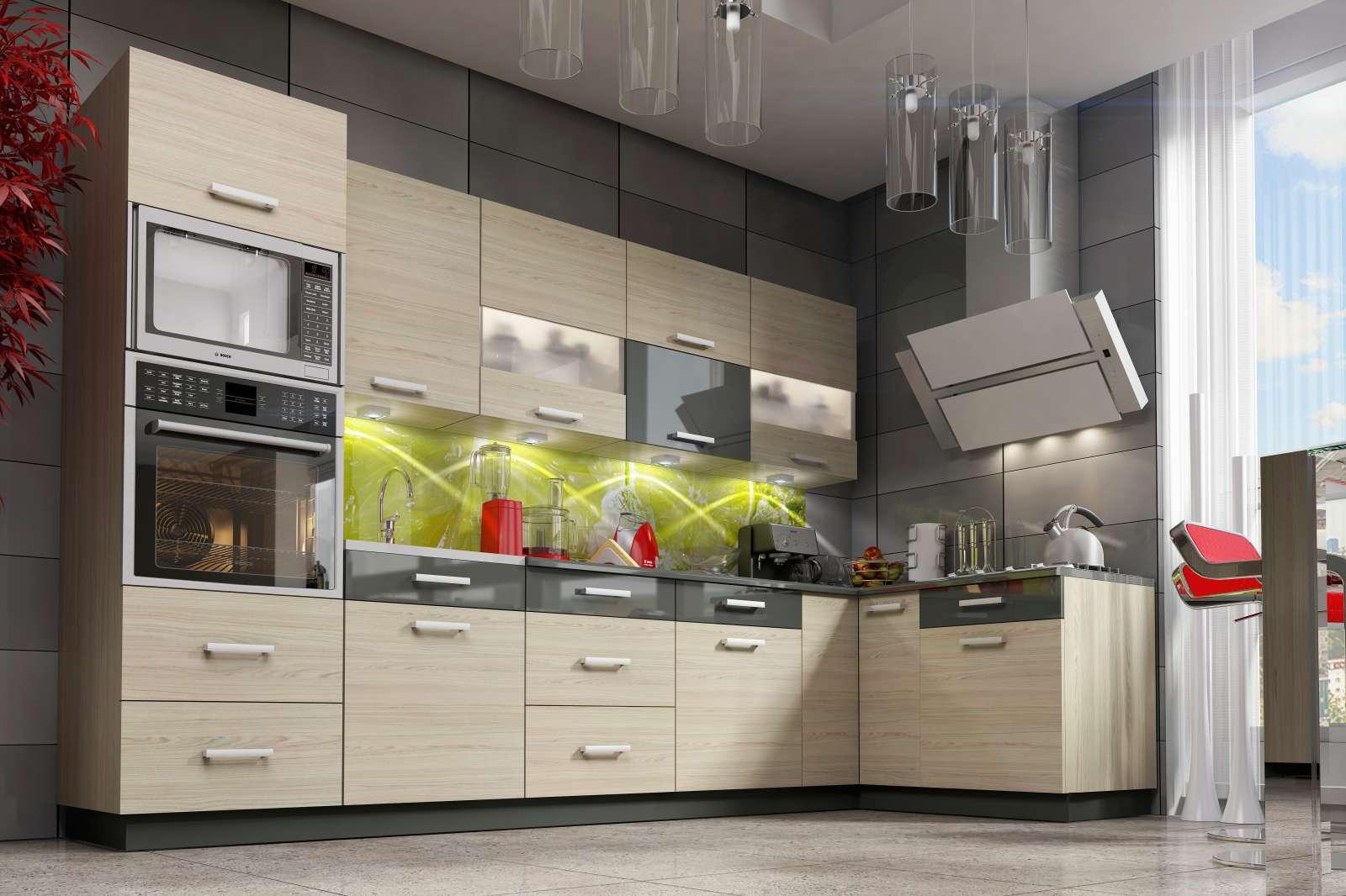 Kuchyně na míru Iga 01