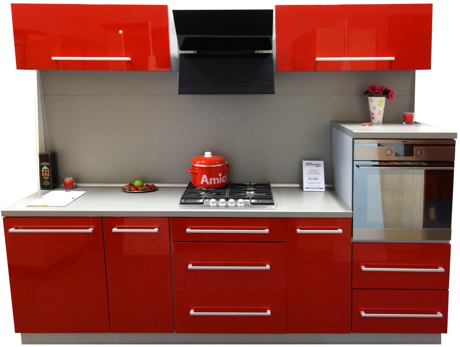 Kuchyňská linka 270 cm výprodej