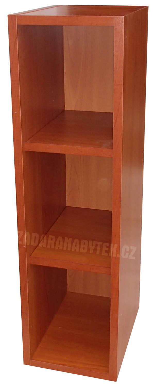 Horní policová kuchyňská skříňka 20 cm - výprodej