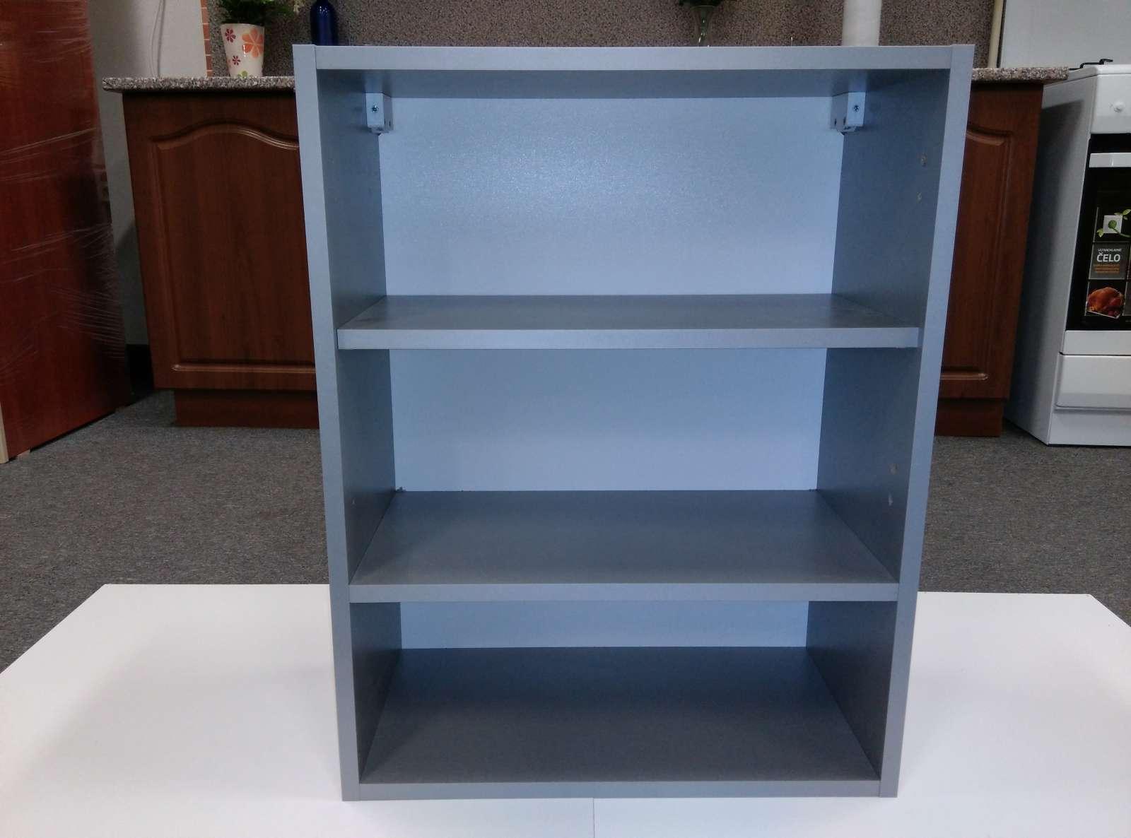 Horní policová kuchyňská skříňka 56 cm - výprodej