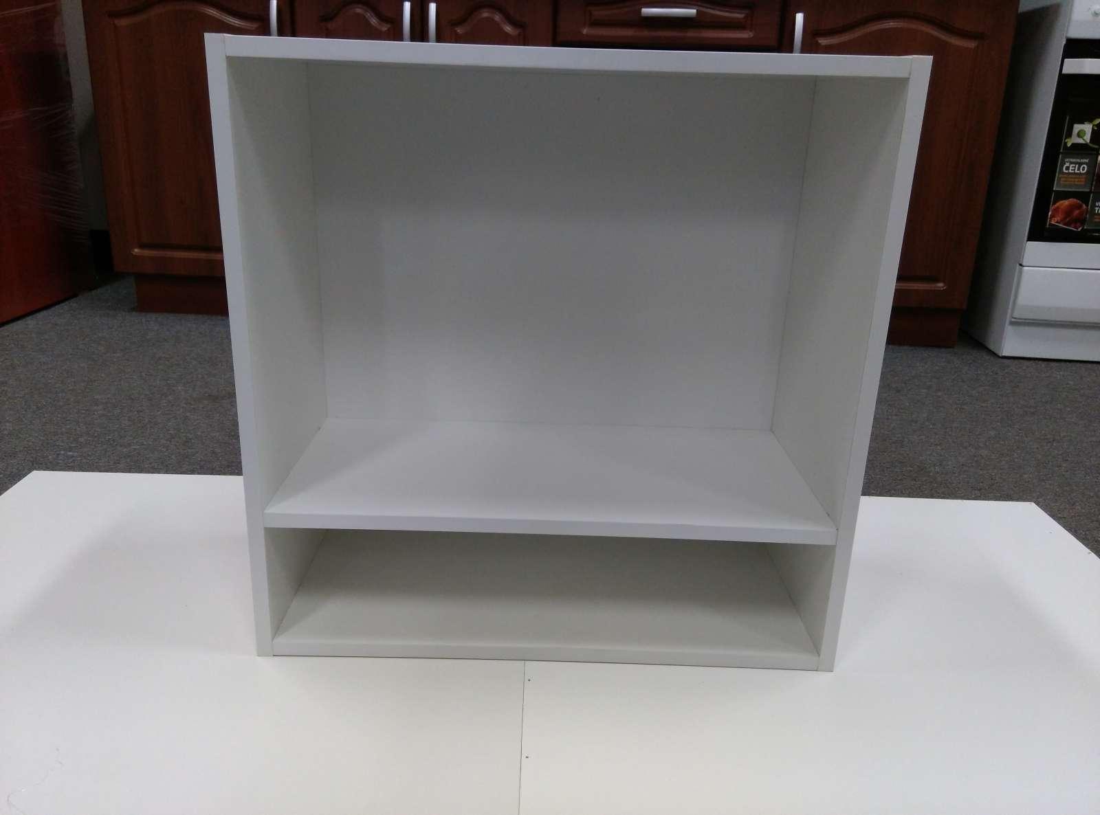 Horní policová kuchyňská skříňka 60 cm - výprodej