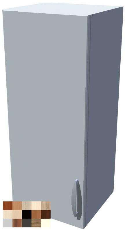 Horní skříňka Tina 1D 30 cm