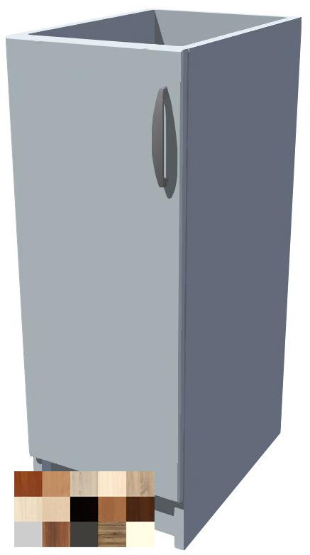 Dolní jednodveřová skříňka Tina 30 cm