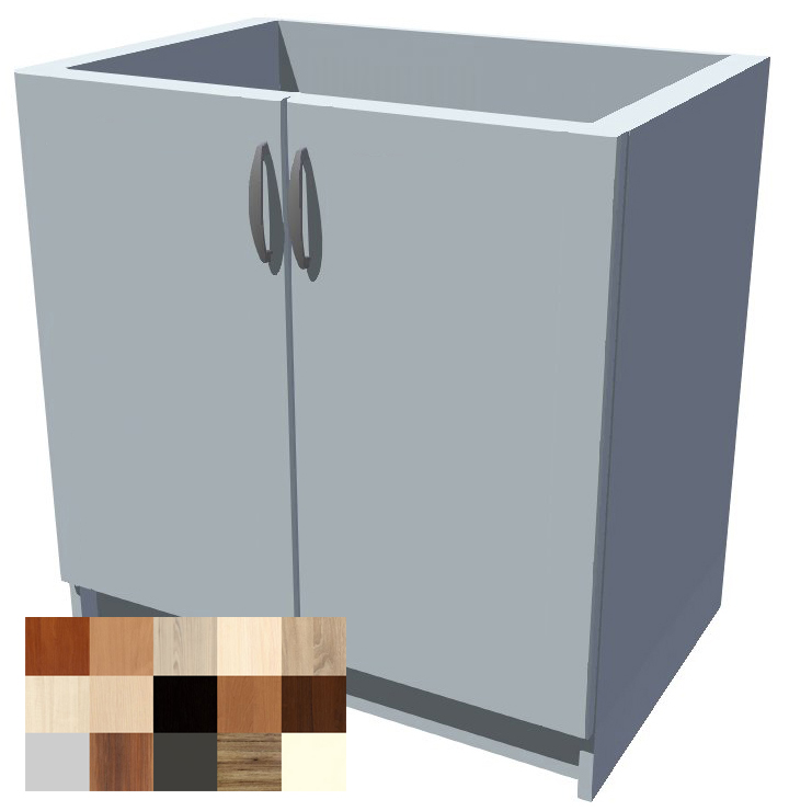Dolní dvoudveřová skříňka Tina 80 cm