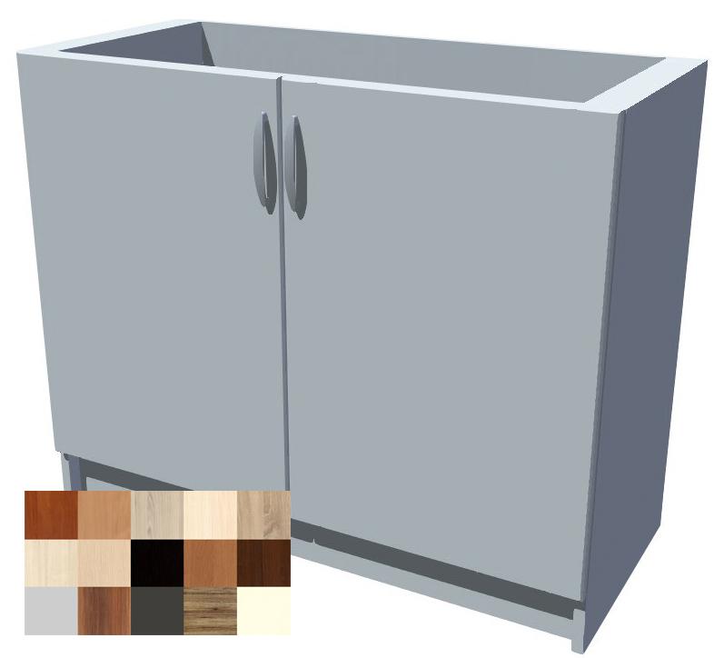 Dřezová kuchyňská skříňka Tina 2D 100 cm