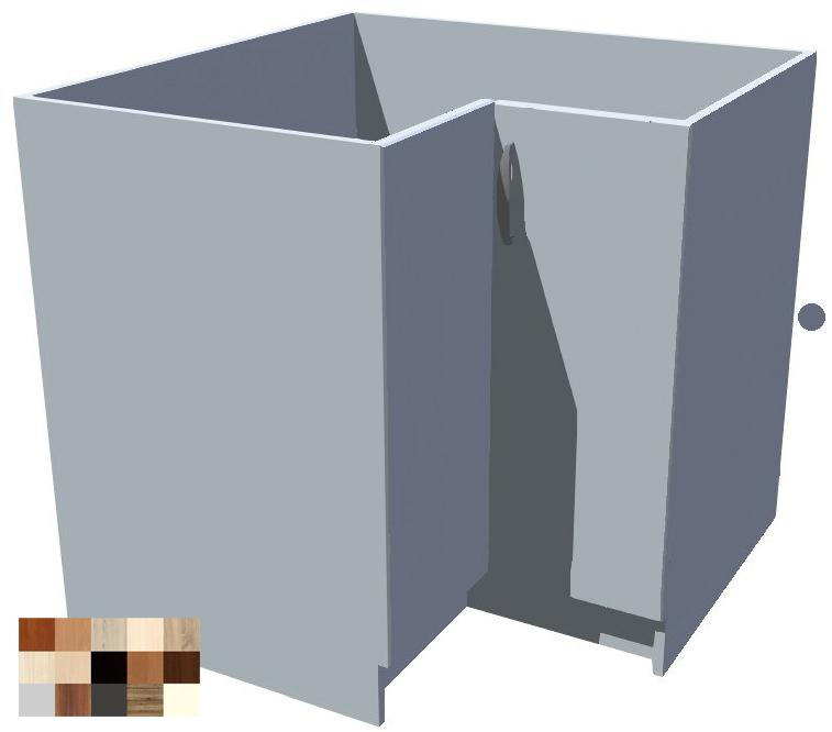 Spodní rohová skříňka Tina drátěný program