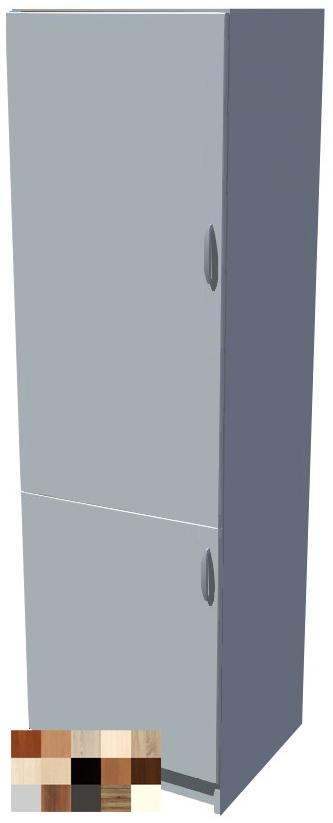 Skříň na vestavěnou lednici Tina 60 cm