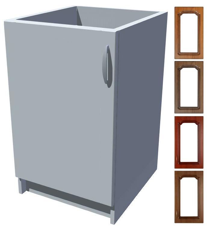 Rustikální dřezová kuchyňská skříňka Bolero 50 1D