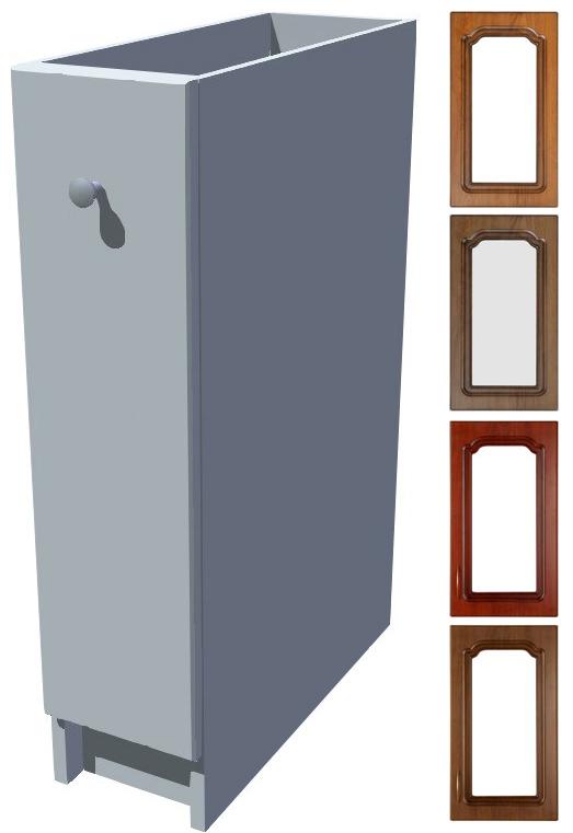 Rustikální skříňka s drátěným programem Bolero 20 cm