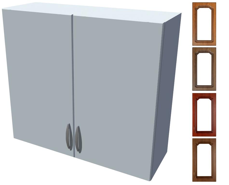Rustikální horní skříňka Bolero 2D 80 cm