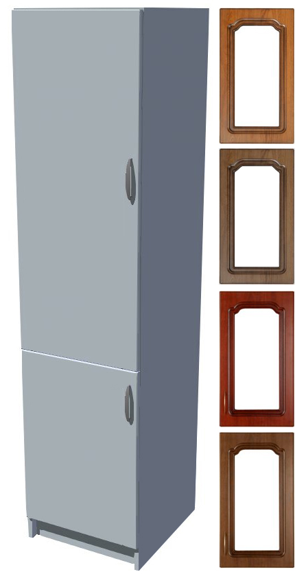 Rustikální potravinová skříň Bolero 50 cm