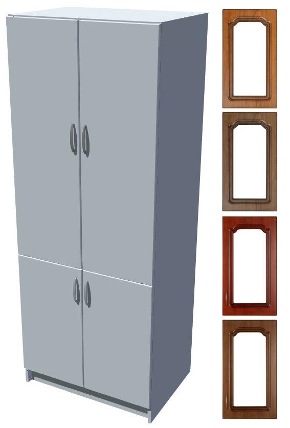 Rustikální potravinová skříň Bolero 80 cm