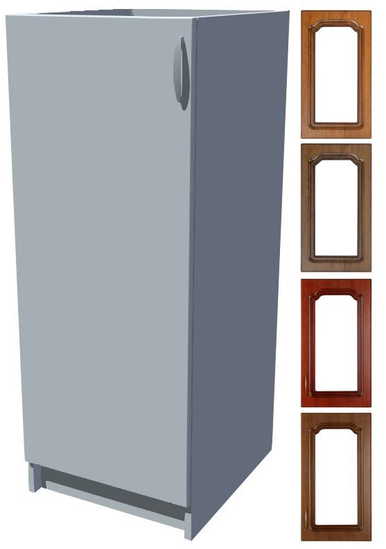 Rustikální potravinová skříň Bolero - sloupek