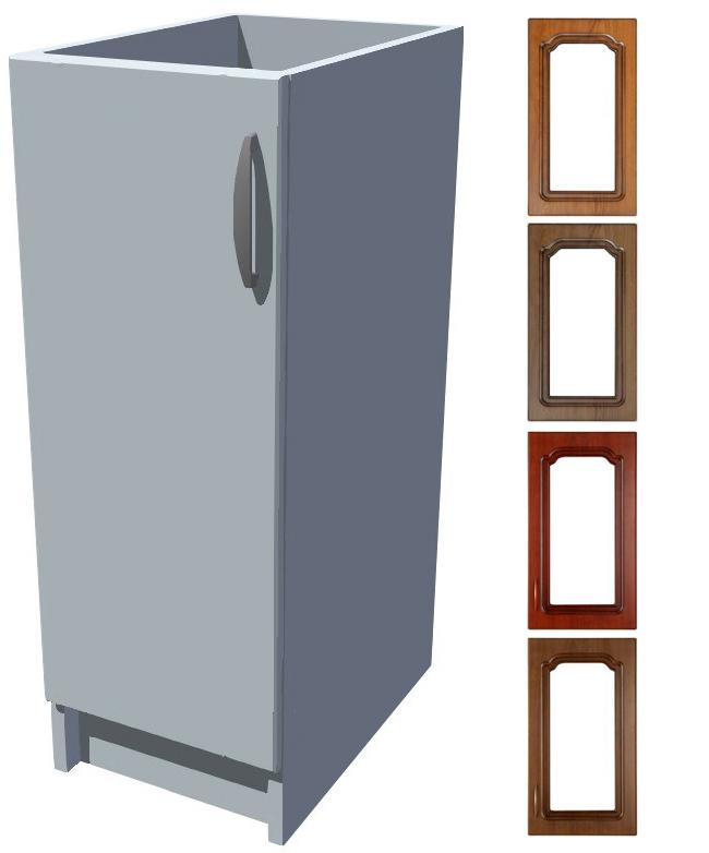 Rustikální spodní skříňka Bolero 30 cm 1D