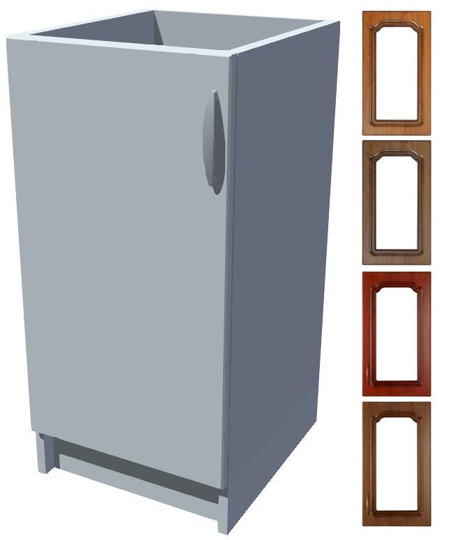 Rustikální spodní skříňka Bolero 40 cm 1D