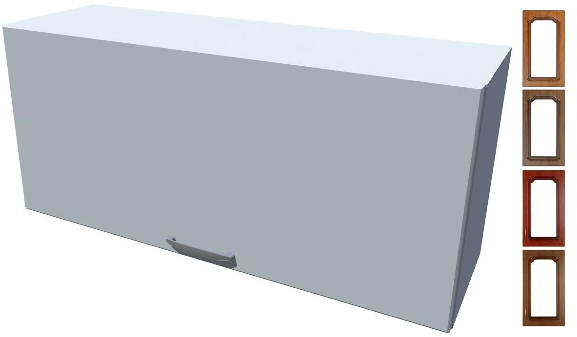 Rustikální výklopná skříňka Bolero 90 cm