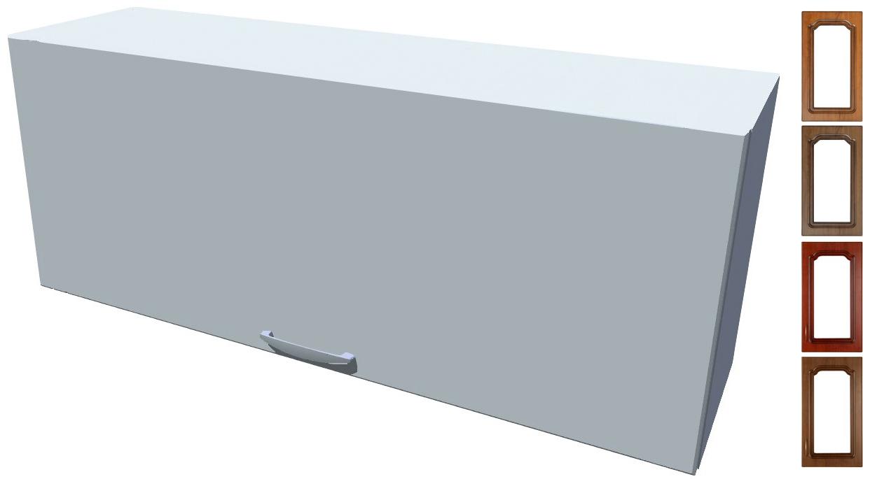 Rustikální výklopná skříňka Bolero 100 cm
