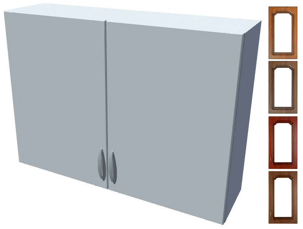 Rustikální horní skříňka Bolero 2D 100 cm