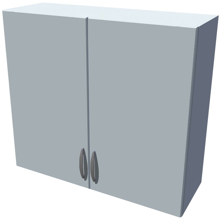 Horní kuchyňská skříňka 80 cm 2D