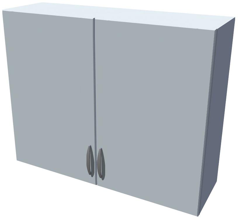 Horní kuchyňská skříňka 90 cm 2D