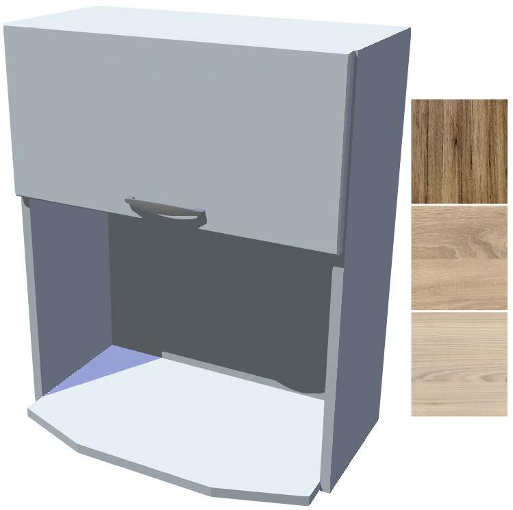Horní skříňka na mikrovlnku - výklop Iga