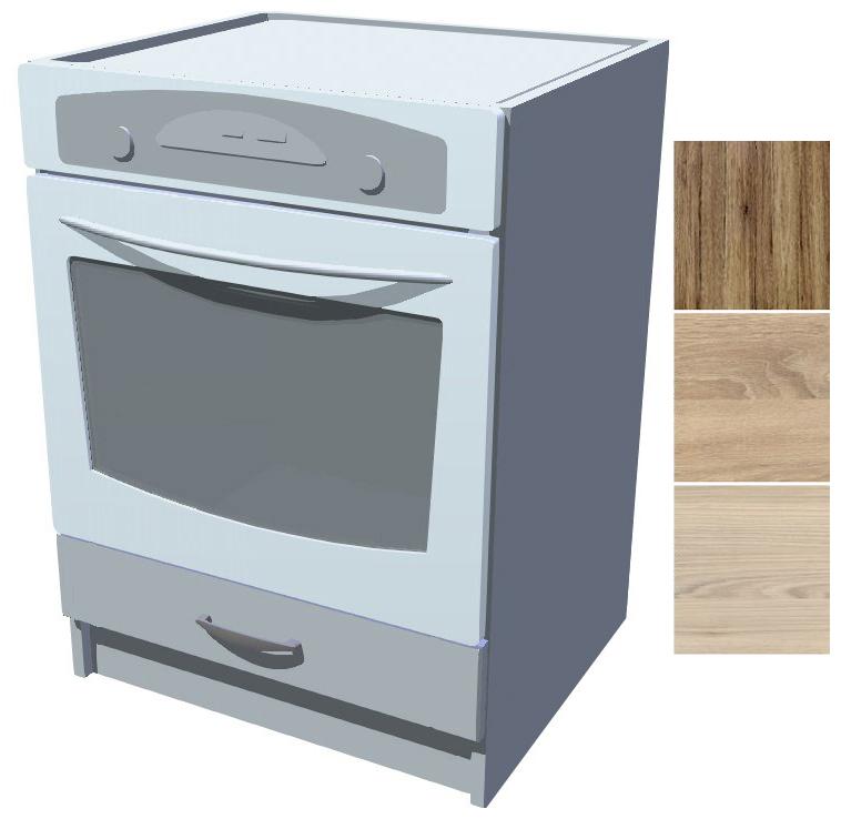 Kuchyňská skříňka Iga na vestavěnou troubu