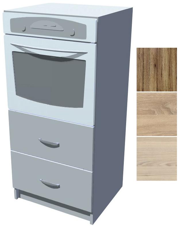 Kuchyňská skříňka Iga na vestavěnou troubu 128 cm