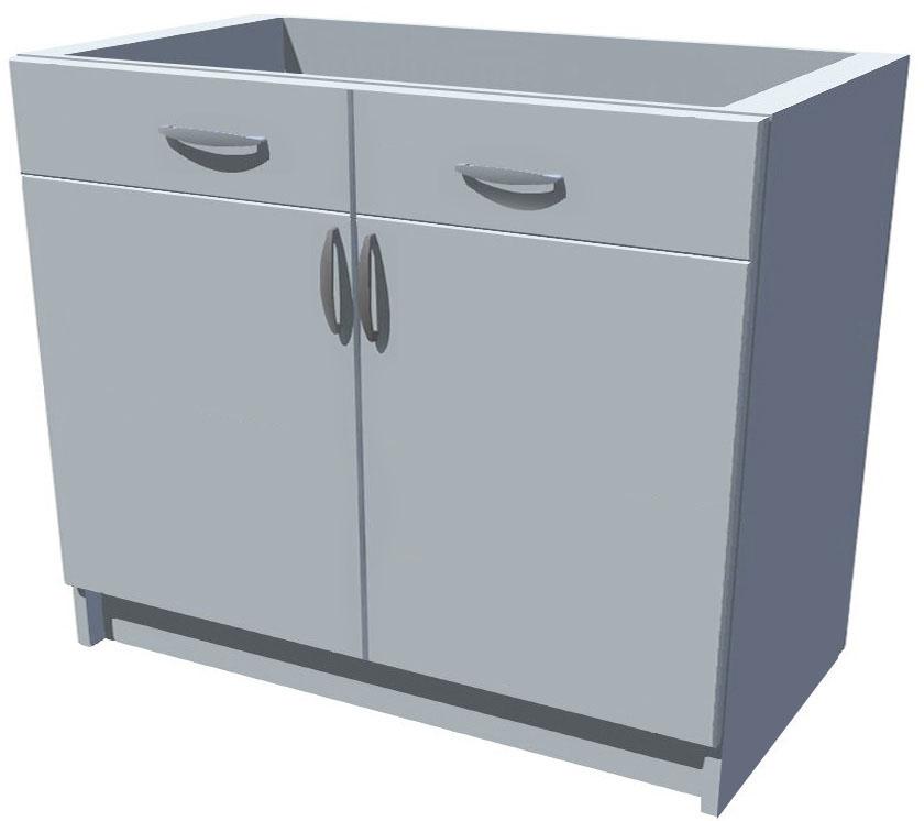 Spodní skříňka Tina 2D se šuplíky 100 cm