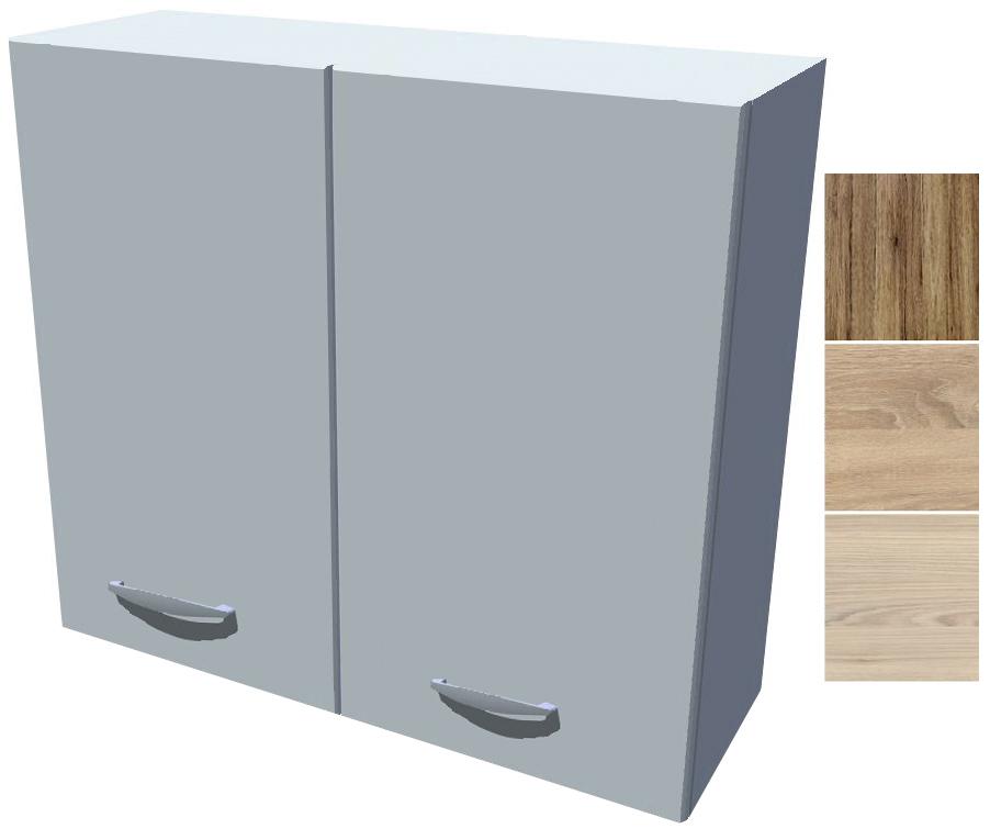 Horní skříňka Iga 2D 80 cm