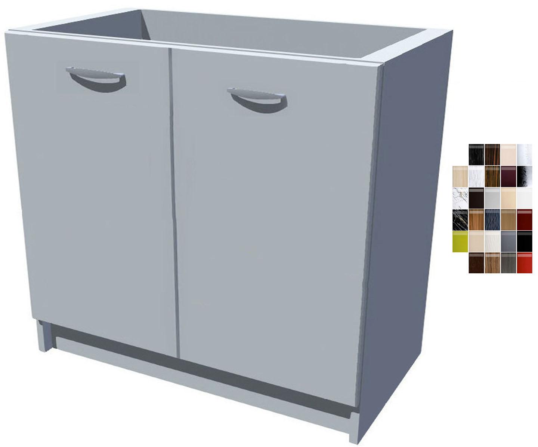 Lesklá skříňka 90 cm