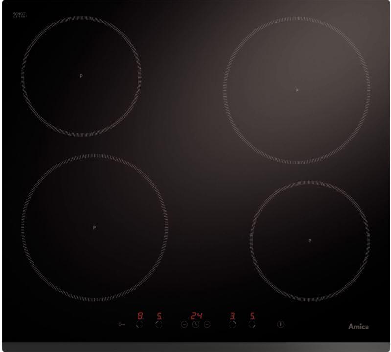 Vestavná indukční varná deska AMICA DI 6540 H