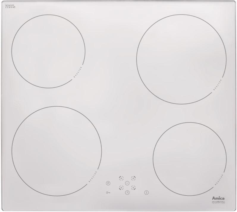 Vestavná indukční varná deska AMICA PI 6109 LW