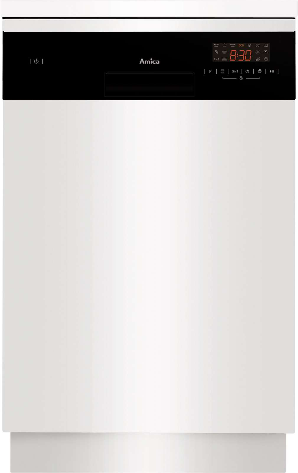 Vestavná myčka nádobí AMICA ZZM 447 E