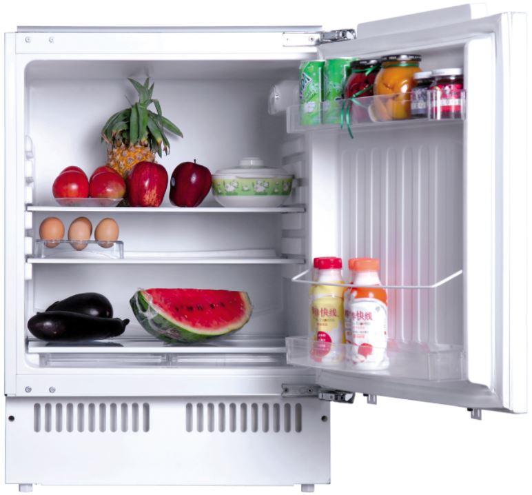 Vestavná chladnička jednodveřová AMICA UVKS 16149