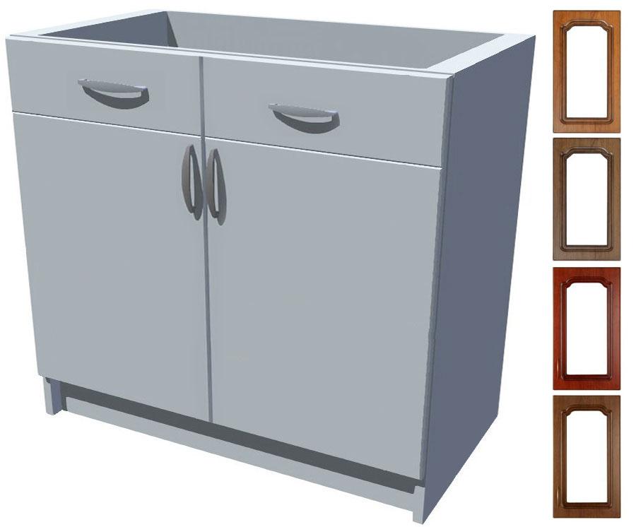 Rustikální spodní skříňka Bolero s šuplíkem 90 cm