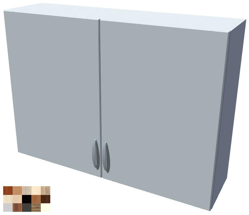 Horní skříňka Tina 2D 100 cm