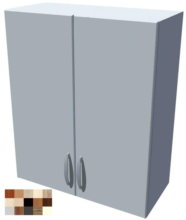 Horní skříňka Tina 2D 60 cm se sušákem na talíře + vklad