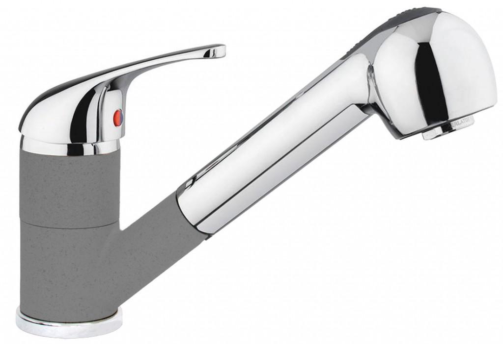 Sinks CAPRI 4 S - 72 Titanium