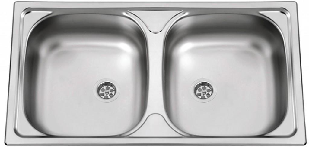 Sinks OKIO 780 DUO M 0,5mm matný